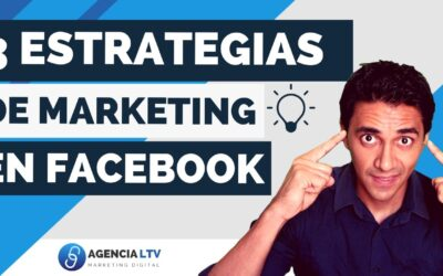 3 Estrategias de Marketing Digital para Facebook | 100% Efectivas
